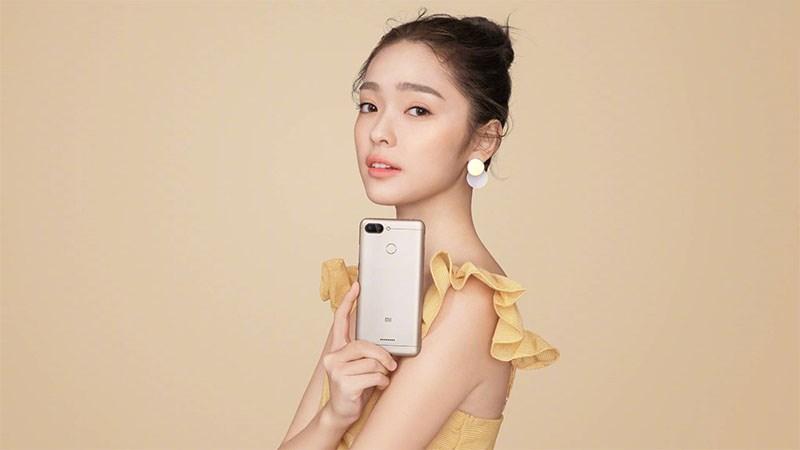 Thế Giới Di Động chính thức bán Xiaomi Redmi 6: Giá rẻ cũng có AI - ảnh 1