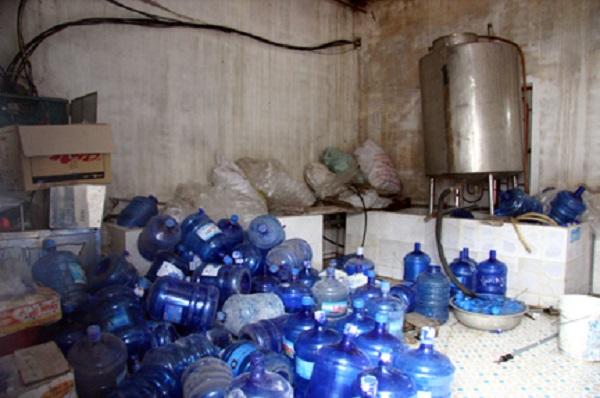 Nguồn nước bạn đang dùng, liệu có thật sự sạch?