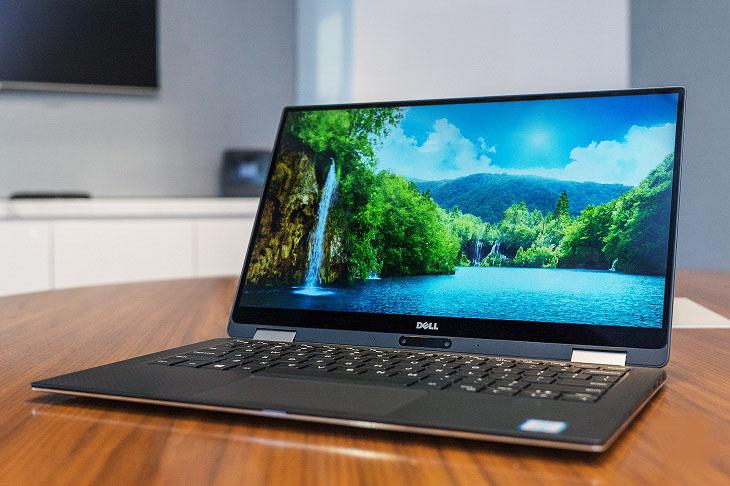 màn hình laptop dell được cải thiện tối ưu