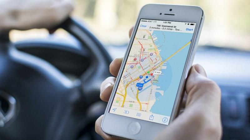 Apple Maps đã hỗ trợ theo dõi tình trạng giao thông tại Việt Nam - ảnh 1