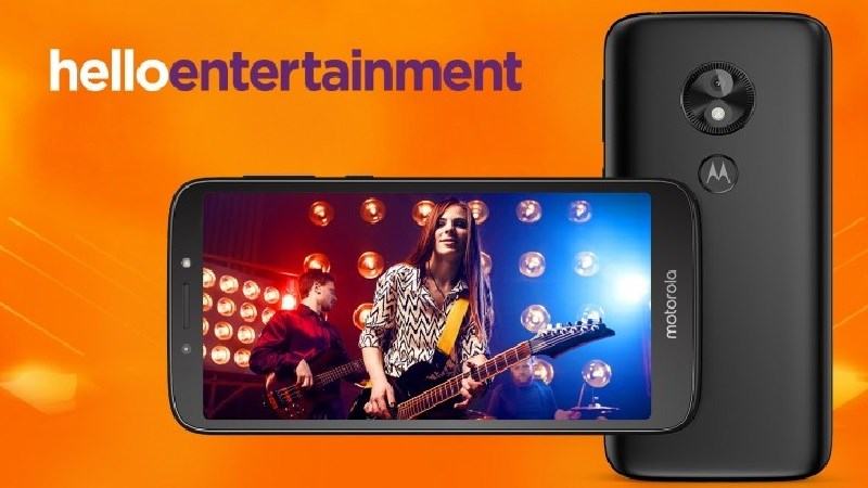 Motorola ra mắt Moto E5 Play phiên bản chạy Android Go, giá - ảnh 1
