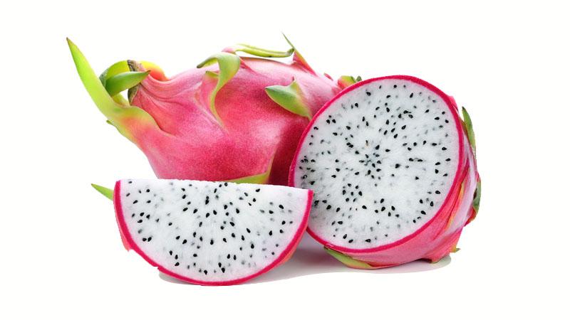 Quả thanh long chứ hàm lượng dinh dưỡng dồi dào, nhiều vitamin và khoáng chất