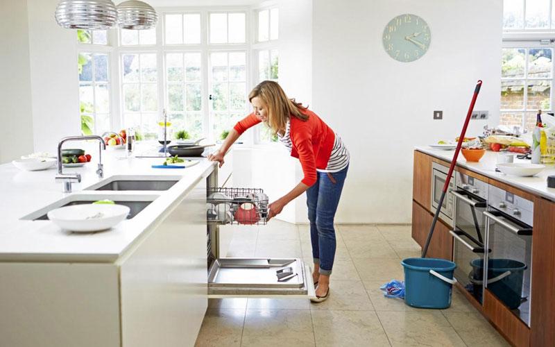 Tổng vệ sinh nhà bếp