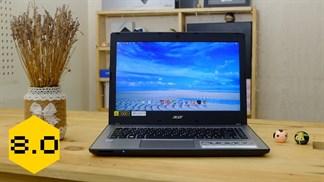 Đánh giá Acer Aspire E5 476 50SZ: Laptop tích hợp Intel Optane rẻ nhất hiện nay
