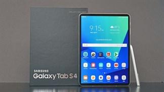 Galaxy Tab S4 lộ thông số kỹ thuật đầy đủ, tin độc quyền từ SamMobile