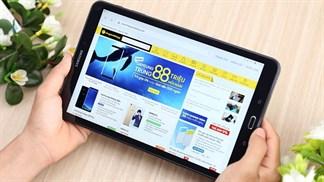 Cách mua trả góp 0% hoặc được giảm đến 20% khi sắm tablet Samsung mới