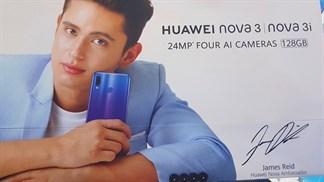 """Huawei Nova 3i lộ giá bán trên Aliexpress, không có màn hình """"tai thỏ"""""""