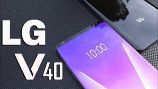LG V40 rò rỉ thông số cấu hình, sẽ ra mắt sau Galaxy Note 9