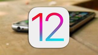 Apple phát hành iOS 12 beta 4 cho nhà phát triển, giới thiệu thêm… lỗi mới