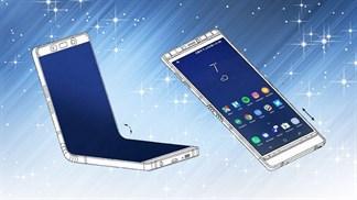 Điện thoại màn hình gập của Samsung có thể ra mắt đầu năm 2019