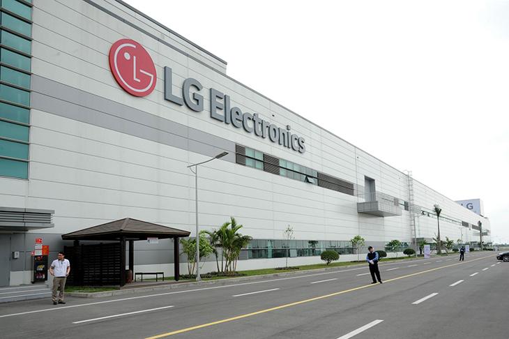 Máy sấy LG - Thương hiệu Hàn Quốc
