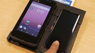 Galaxy S10 sẽ được trang bị cảm biến vân tay siêu âm dưới màn hình?