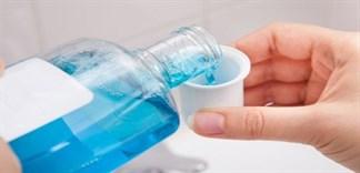 Đổ nước súc miệng vào máy giặt, tại sao không?