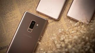 Galaxy S9 và S9+ vừa được cập nhật chế độ quay siêu chậm 480fps