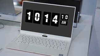 Chia sẻ 5 hình nền khóa Screen Saver Windows chủ đề đồng hồ cực đẹp