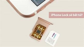 Xuất hiện ICCID mới cho iPhone Lock: Không cần dùng SIM ghép như xưa
