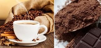 Socola hay cacao có thể thay thế cà phê được không?