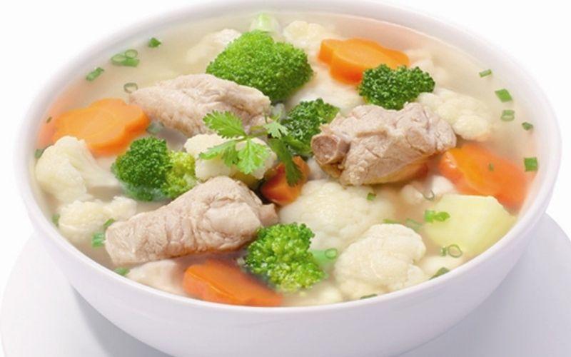 6 lợi ích vàng cho sức khỏe đến từ súp lơ