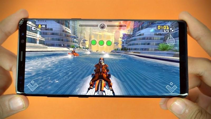 Samsung đang phát triển smartphone Android dành cho game thủ