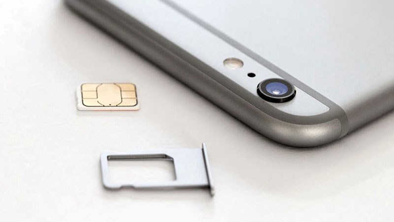 Nhận biết iPhone Lock bị