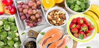 Các loại thực phẩm giàu chất chống oxy rất tốt cho sức khỏe