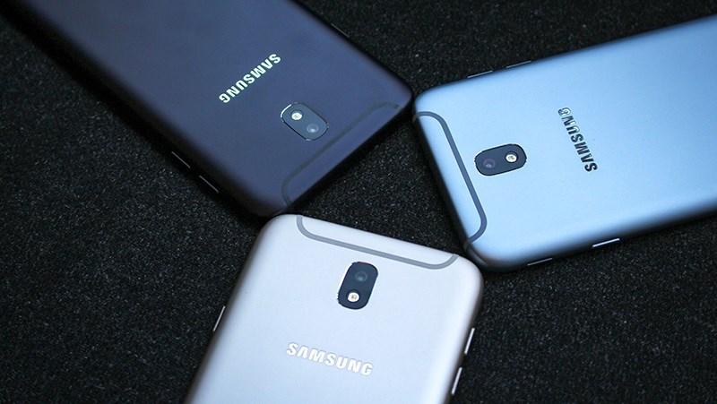 Năm sau Samsung sẽ bỏ dòng Galaxy J, thay bằng Galaxy R và P