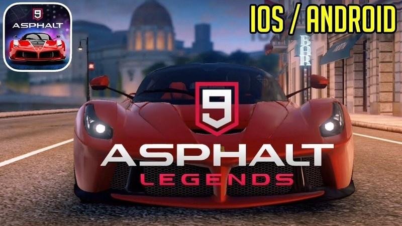 Android và iOS: Tải và chơi ngay Asphalt 9: Legends vừa mới ra mắt - ảnh 1