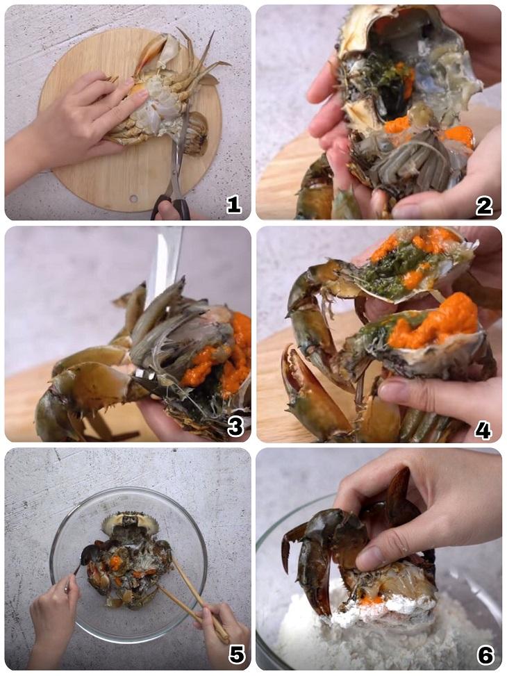 Hướng dẫn chi tiết cách làm cua sốt Thái ngon dễ làm tại nhà