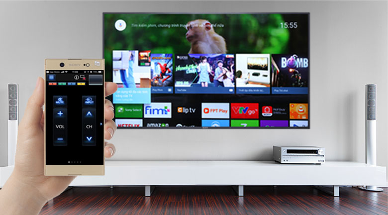 Ứng dụng Video & TV SideView trên Hệ điều hành Android 7.0