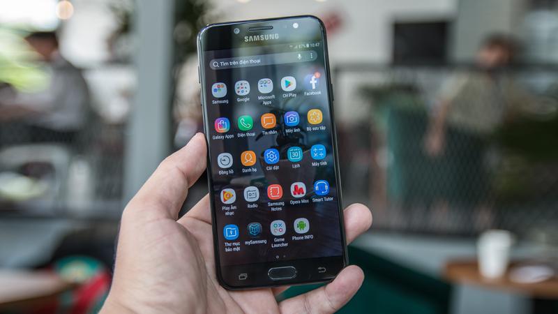 HOT Sale dòng Galaxy J7: Giảm đến 1 triệu + Trả góp 0% & nhiều ưu đãi