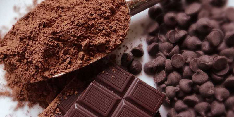 Sự khác nhau của ca cao và sô cô la