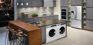 Đặt máy giặt ở đâu trong phòng bếp cho hợp phong thuỷ?