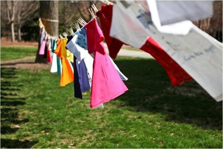 Hướng dẫn cách vắt khô quần áo bằng máy giặt LG, Aqua, Sanyo, Panasonic