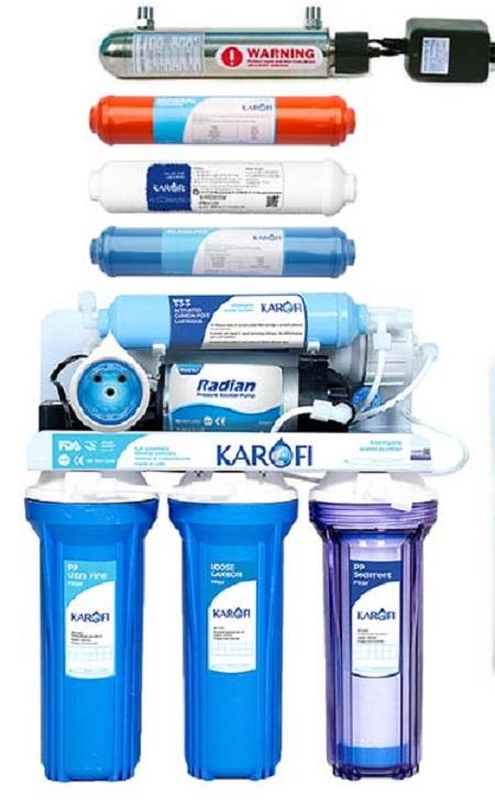 các lõi lọc nước karofi