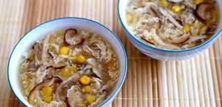 Hướng dẫn chi tiết cách nấu súp gà tại nhà ngon như ngoài hàng