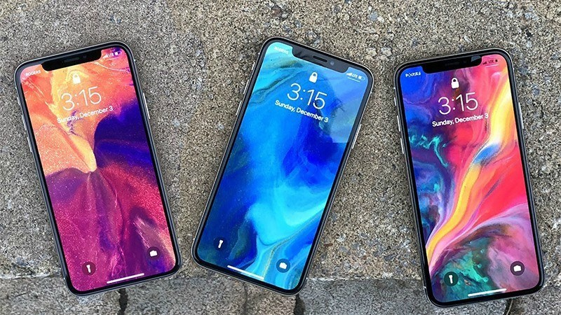 Rò rỉ video trên tay iPhone XS, iPhone XS Plus, iPhone 2018