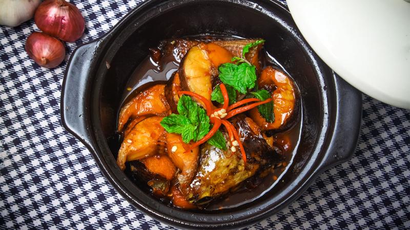 Nấu ăn và uống nghệ tươi thường xuyên