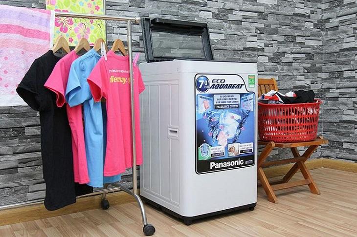 Các mã lỗi thường gặp trên máy giặt Panasonic