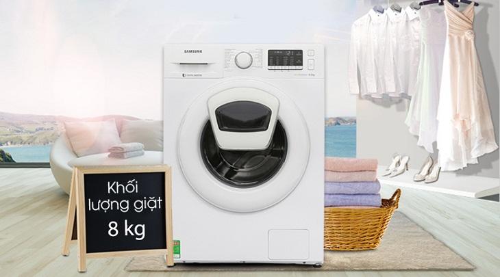 máy giặt lồng ngang thiết kế đẹp mắt