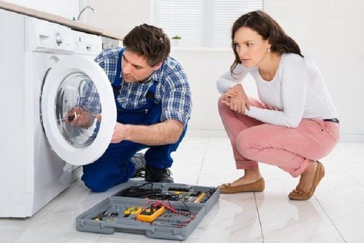 Trang bị kiến thức về một số lỗi phổ biến của máy giặt