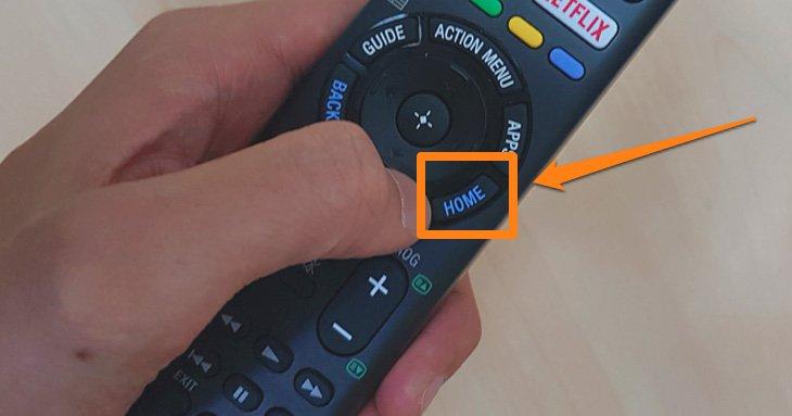 Cách khắc phục lỗi của Youtube trên tivi Sony