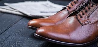 Nguyên liệu từ trong bếp giúp làm sạch giày da