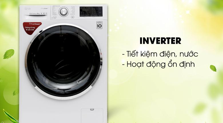 Top 5 máy giặt inverter bán chạy nhất tháng 7/2018 tại Điện máy XANH