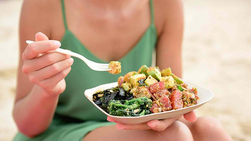 Ăn tối ít lại hoặc nhịn hẳn