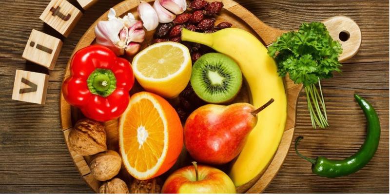 Thực phẩm giàu vitamin C giúp tăng cường sản sinh collagen, tái tạo mô và tránh tình trạng vết thương đã lành vỡ ra
