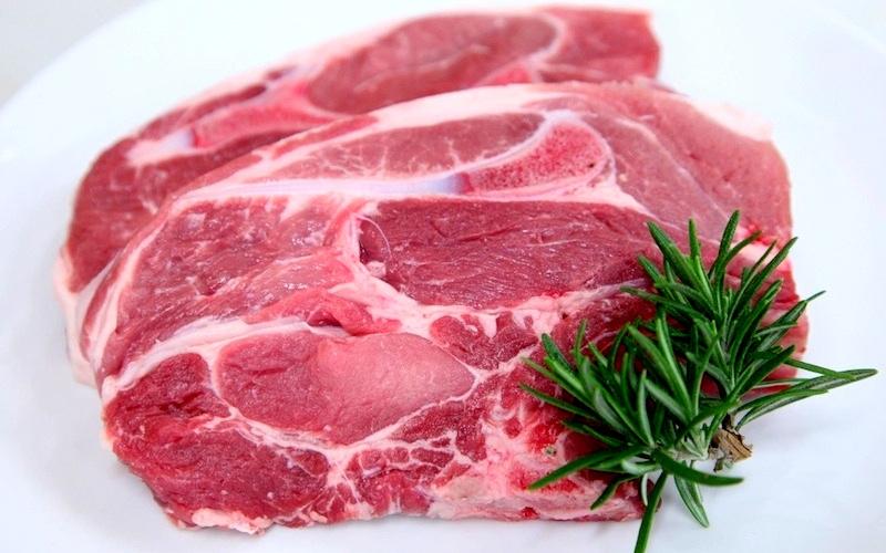 Thịt nạc vai là phần thịt nằm ở vị trí vai của con heo.