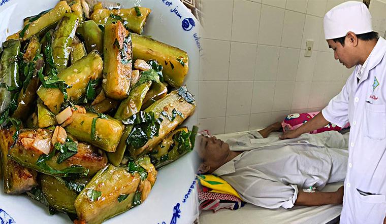 Bất ngờ với những công dụng có thể thay thế thuốc tây của cà tím