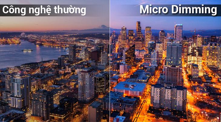 Công nghệ Micro Dimming