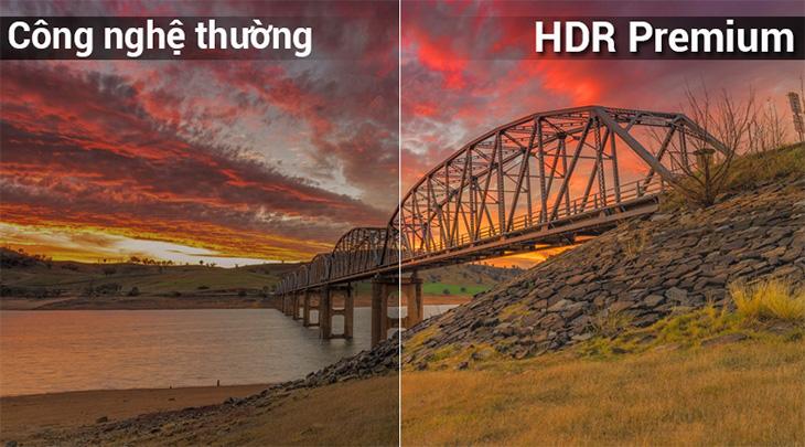 Công nghệ HDR Premium