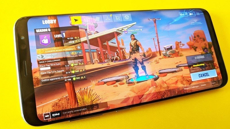 """Hướng dẫn tải Fortnite, tựa game """"gây sốt"""" cho điện thoại Samsung"""